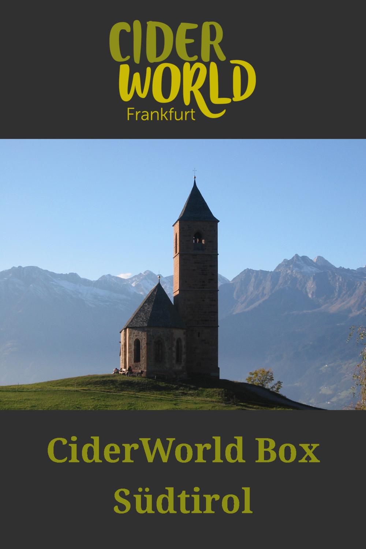 CiderWorld Box Südtirol
