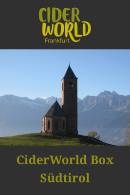 CiderWorld Box Südtirol