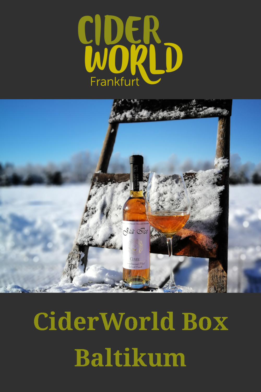 CiderWorld Box Baltikum
