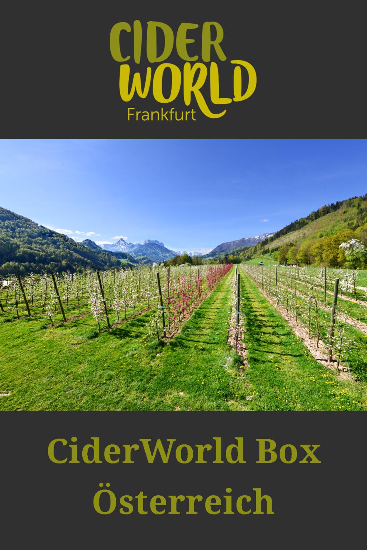 CiderWorld Box Österreich