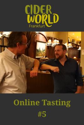 Online Tasting #05