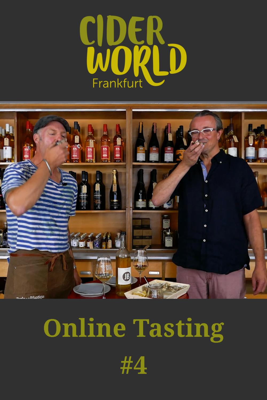 Online Tasting #04