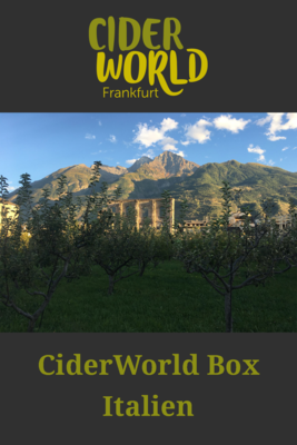 CiderWorld Box Italien