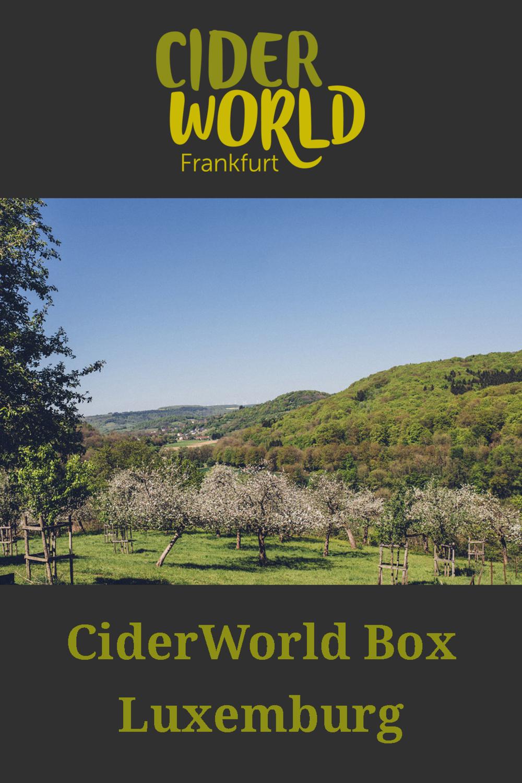 CiderWorld Box Luxemburg