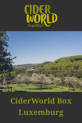CiderWorld Box Luxemburg
