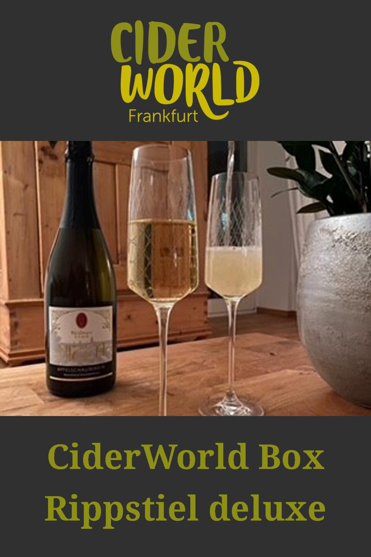 CiderWorld Box Rippstiel deluxe