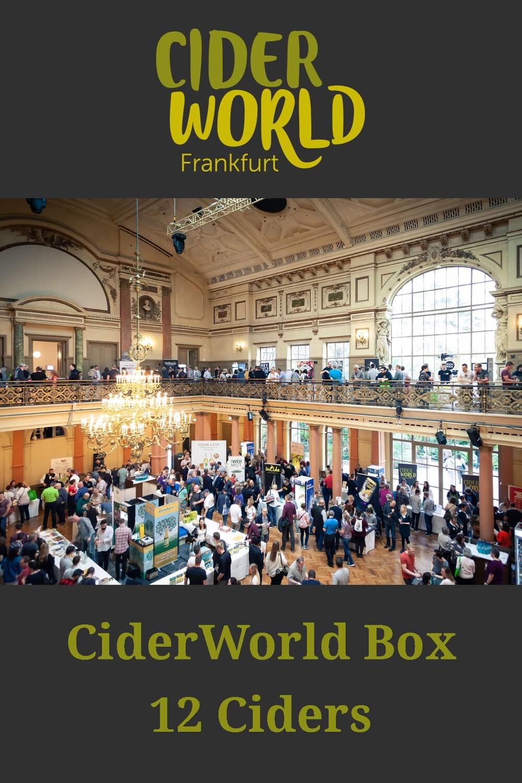 CiderWorld Box 12 Ciders