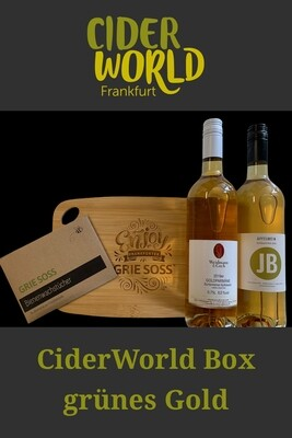 CiderWorld Box grünes Gold