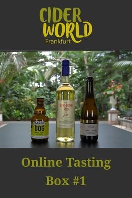 CiderWorld'21 Online Box #1