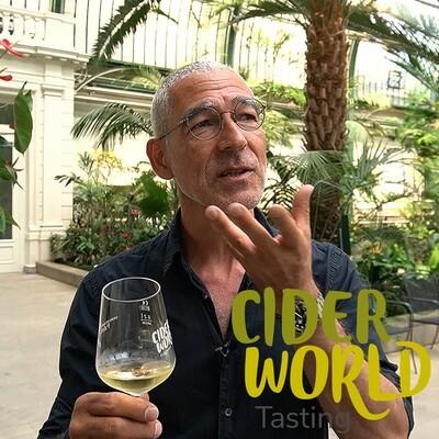 CiderWorld'21 Online Tasting #1