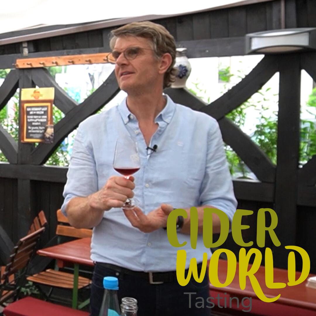 CiderWorld'21 Online Tasting #2