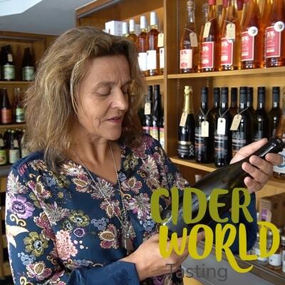 CiderWorld'21 Online Tasting #3