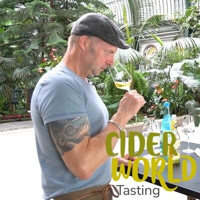 CiderWorld'21 Online Tasting #5