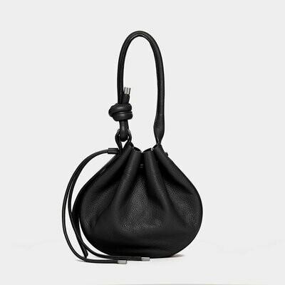 BEHNO INA BAG PEBBLE BLACK