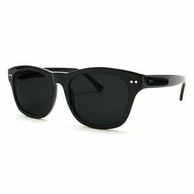 NATIVE KEN Rivington 01 Shiny Black Optical