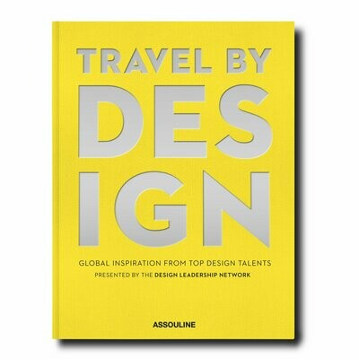 Assouline Travel by Design