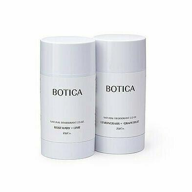 Z & Co. Botica Collection Natural Deodorant