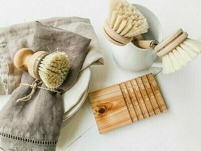 Z & Co. Cedar Wood Soap Block Holder