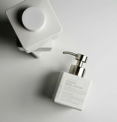 ORGANIC CUBE Foaming Hand Soap - Ginger Basil Lemon