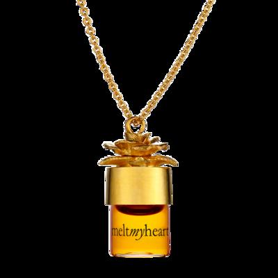 STRANGELOVE  Melt My Heart Perfumed Oil Necklace
