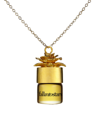 STRANGELOVE Fall into Stars Perfumed Oil Necklace