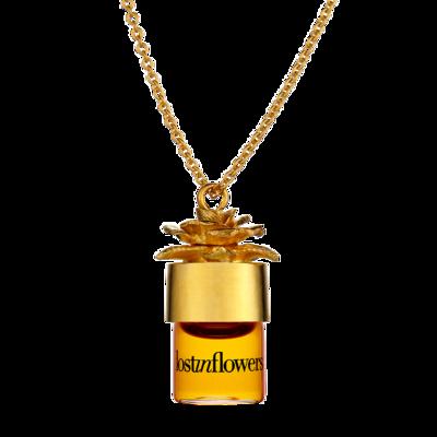 STRANGELOVE Lost in Flowers Perfumed Oil Necklace