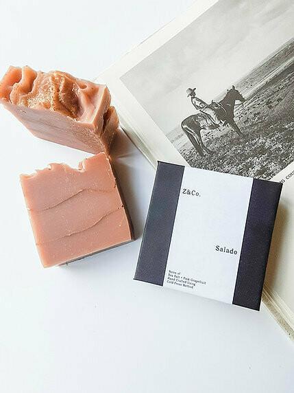 Z & Co. Salado 4oz Soap