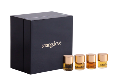 STRANGELOVE Perfumed Oil Collection (Set of Four)