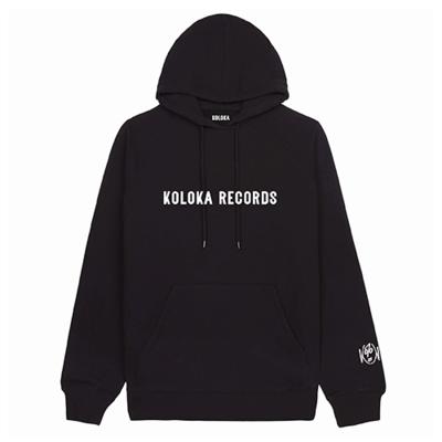 Hoodie Noir Koloka Records
