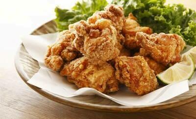 Kara-age  Japanese Fried Chicken
