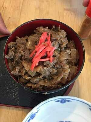Gyudon Beef Bowl Special