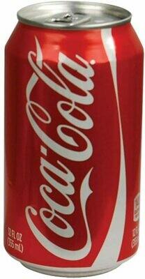 Classic Coke 12oz Can