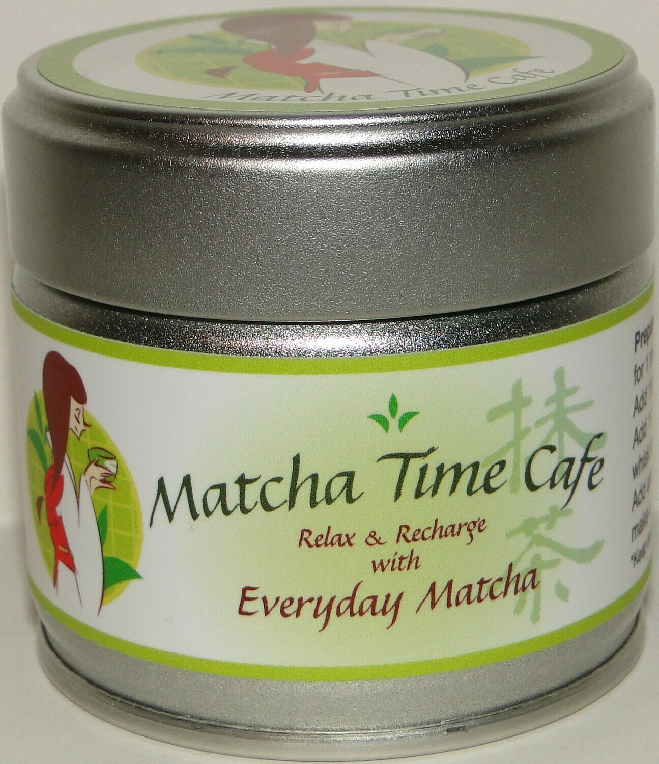 MTC Everyday Matcha - 30g can