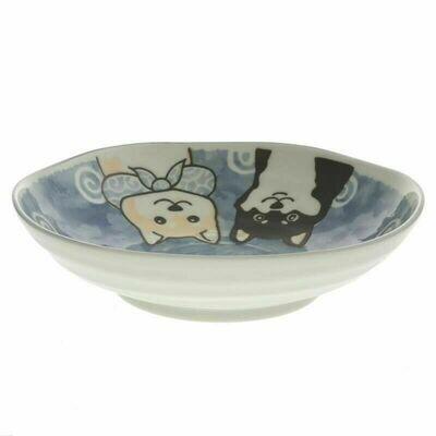 Shiba 8-1/4 x 2 Bowl - Blue