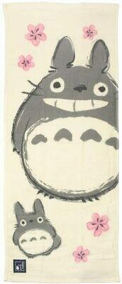 Spring Wind & Totoro Hand Towel