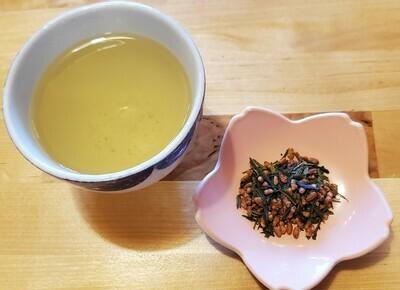 Genmaicha - Green Tea