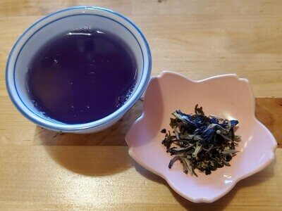 Blue Jasmine - Green Tea