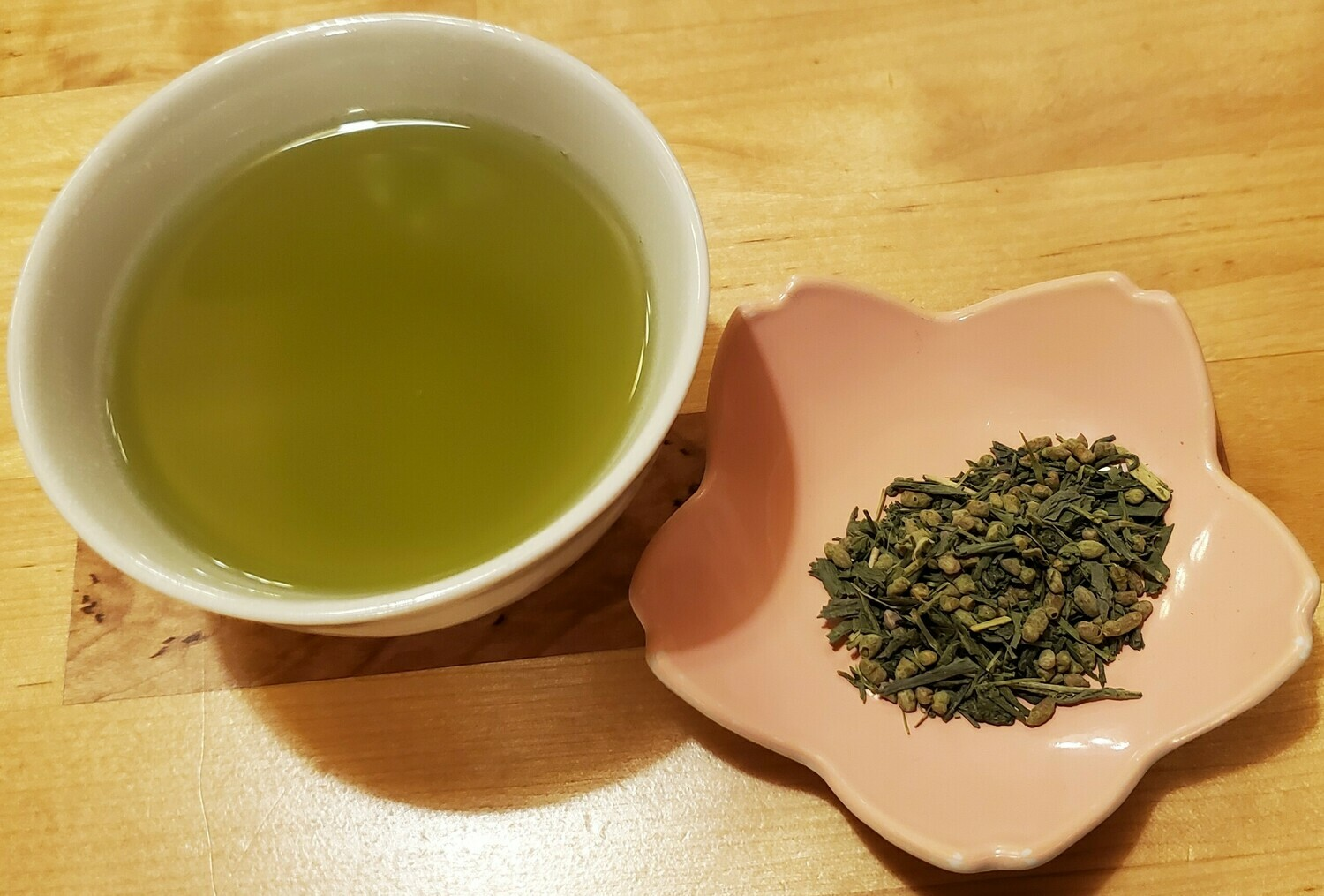 Matcha Genmaicha - Green Tea