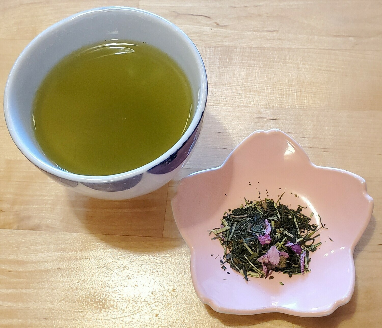 Sakura Sencha - Green Tea