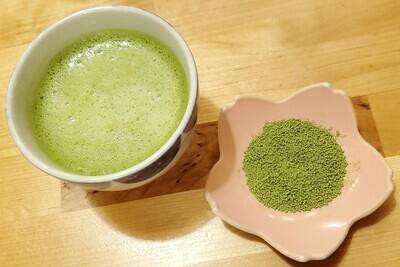 Sweet Matcha Latte - Green Tea