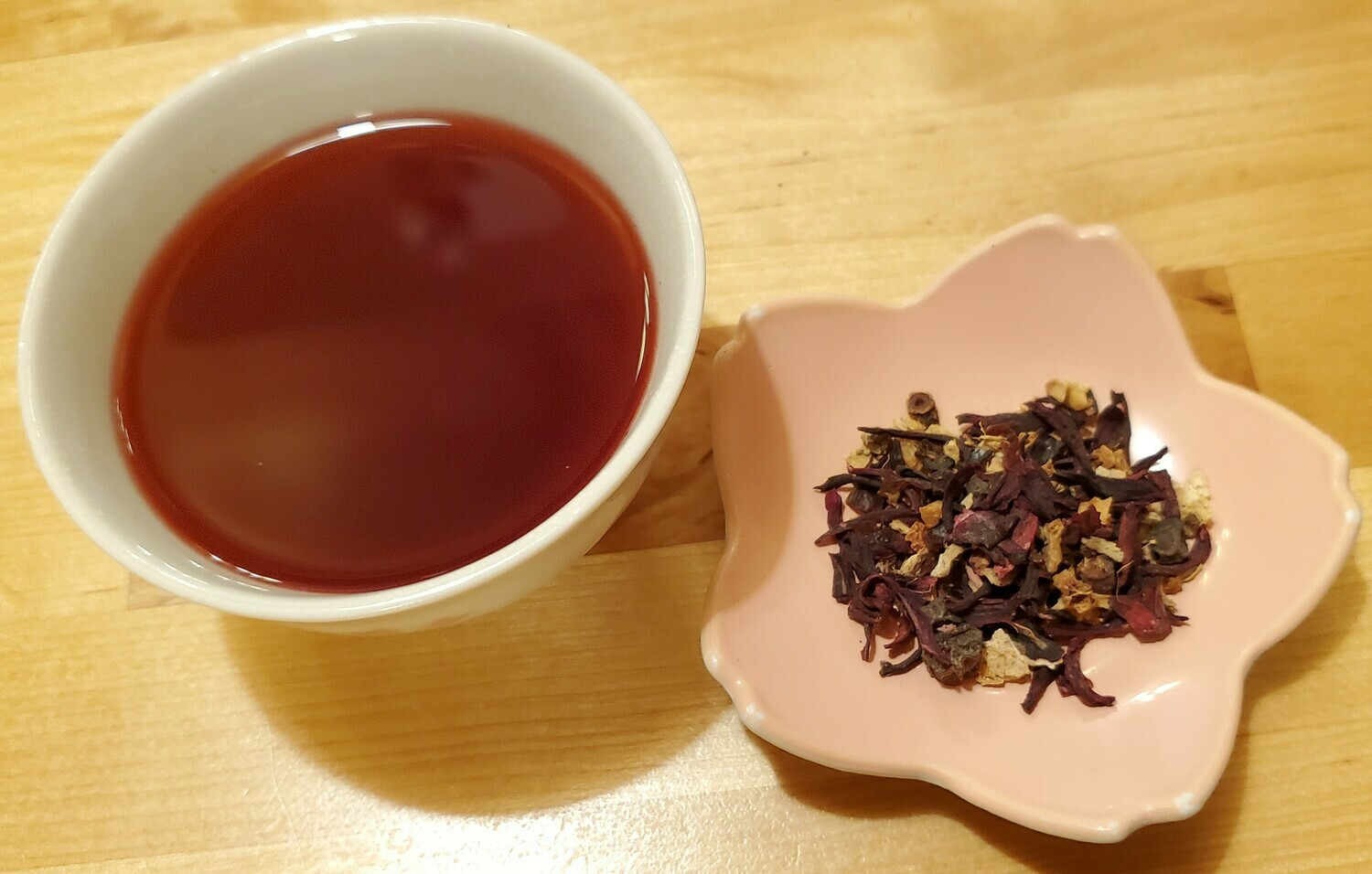 Tangerine Ginger - Herbal Infusion