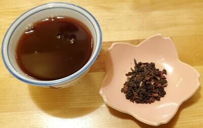 Pu-erh Bordeaux - Dark Tea