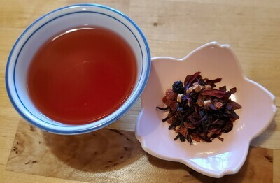Hibiscus Berry - Herbal Infusion