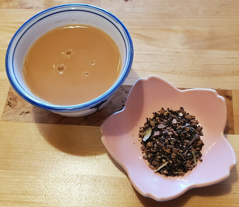 Masala Chai Latte - Black Tea