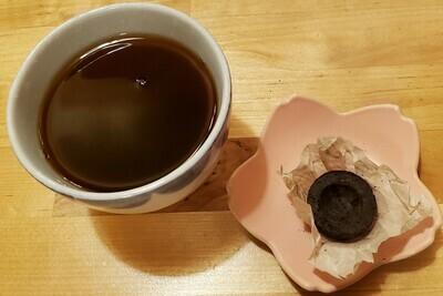Ancient Pu-erh Tuo Cha - Dark Tea