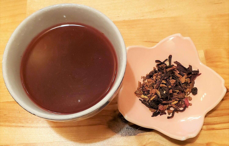 Cinnamon Plum - Herbal Infusion