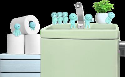 SMISKI - Toilet Series