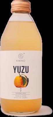 Kimino Yuzu Sparkling Juice