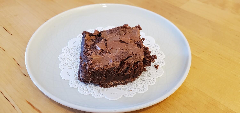 Brownie w/nuts