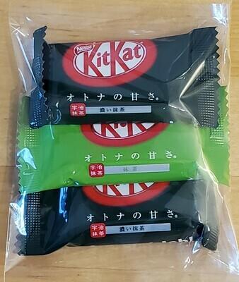 KitKat Mini Matcha 3pack